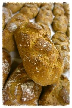 Sabroso pan con Espelta, Avena, Centeno y Trigo