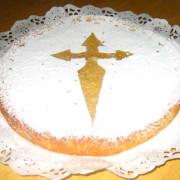 Tarta de Almendra.